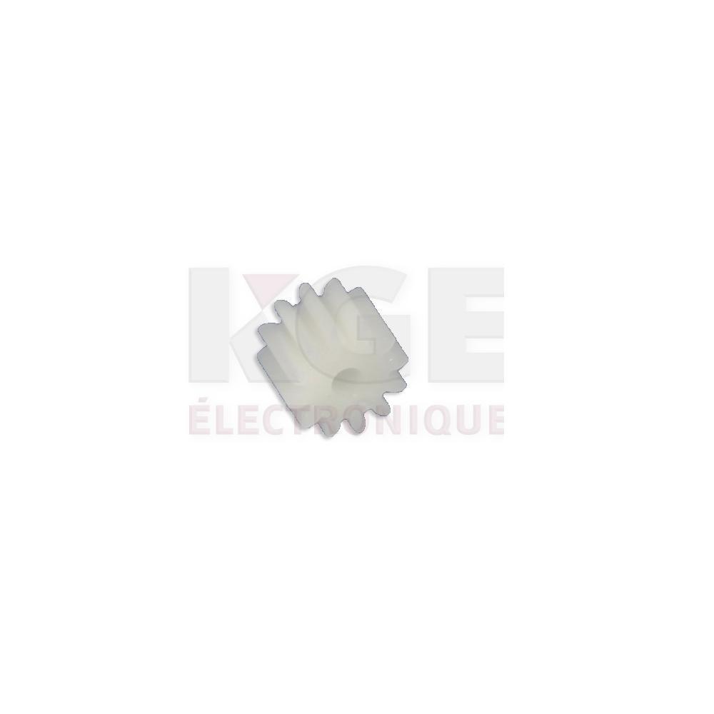 Engrenage pour moteur dc 7mm de diam tre ext rieur for Diametre exterieur