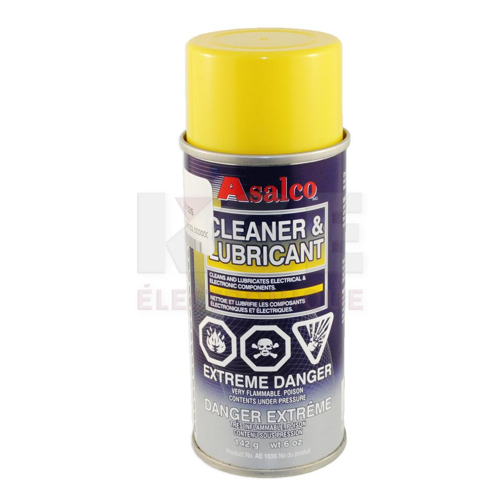 Cleaner & Lubricant - 170g / 6oz