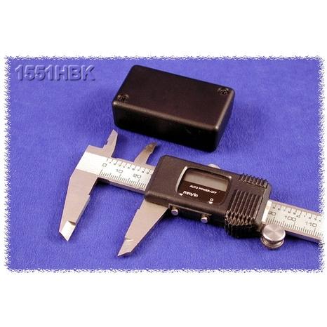 1551hbk bo tier miniature en plastique noir lectronique kge lectronique. Black Bedroom Furniture Sets. Home Design Ideas