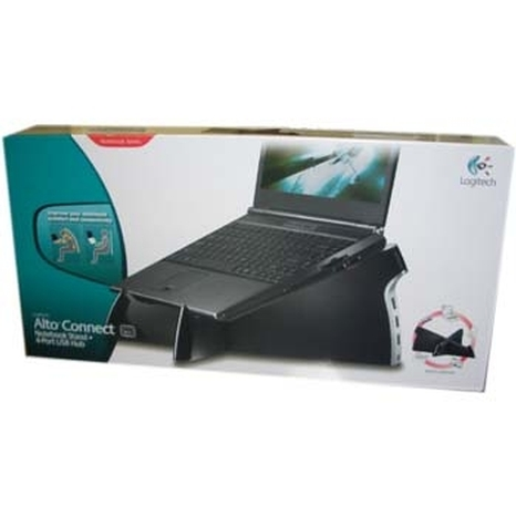 support pour ordinateur portable logitech informatique kge 233 lectronique