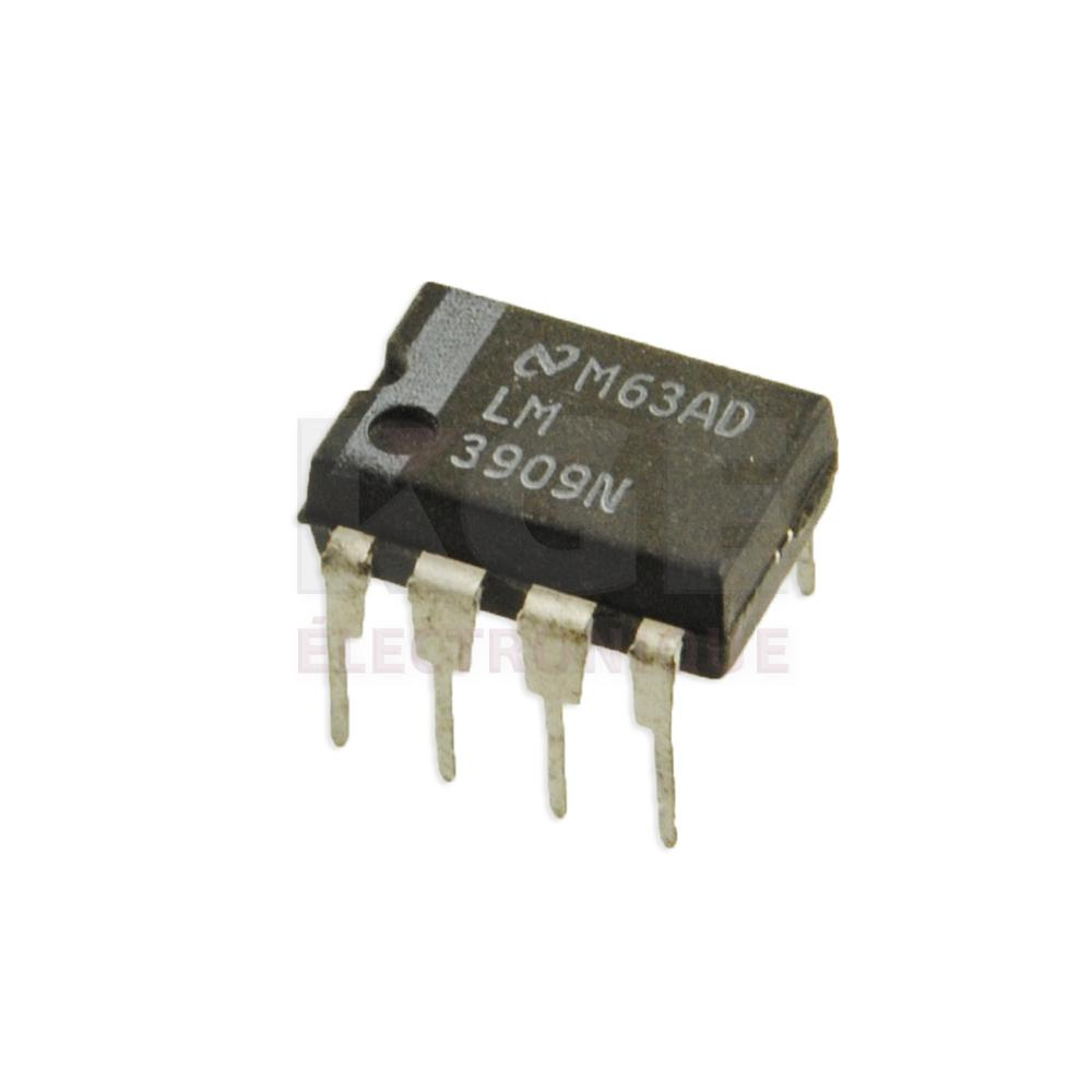 8 Pin Integrated Circuit Ic Lm3909 Electronics Kge Lectronique Circuits Microcontrollers