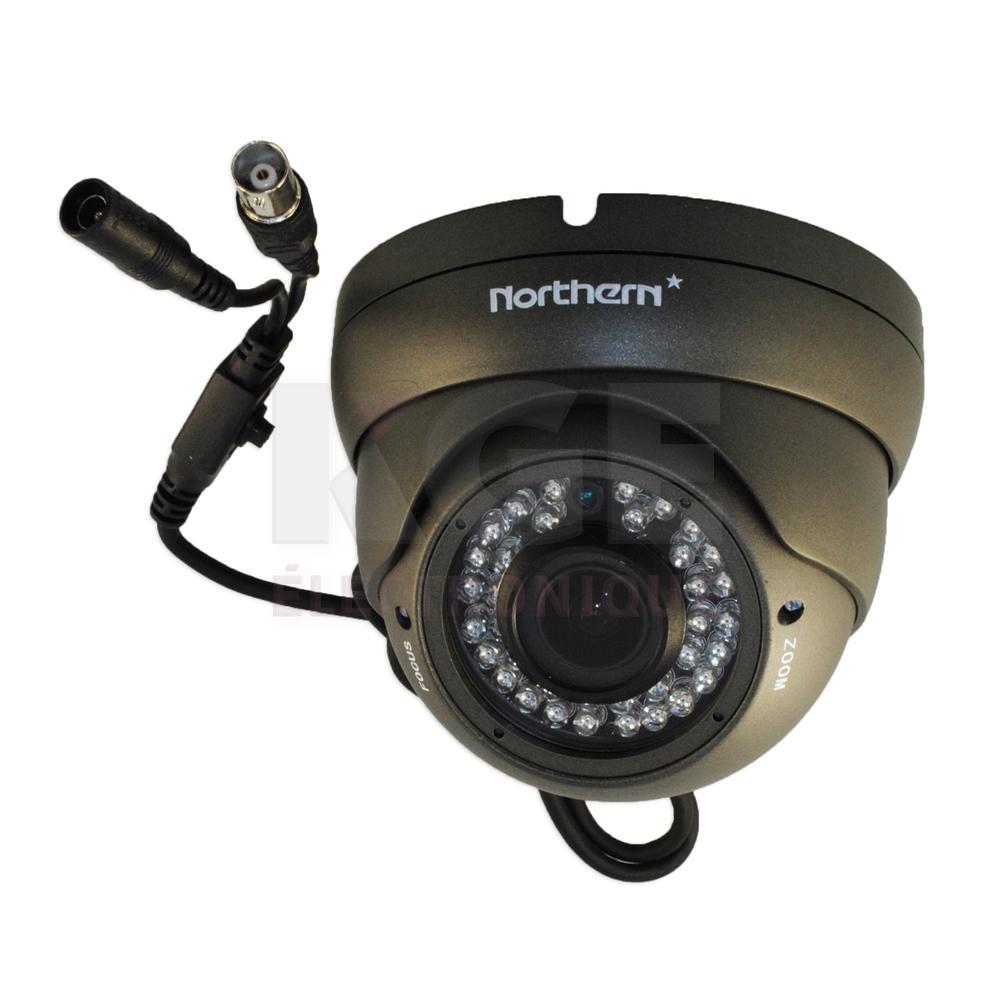 Cam ra d me ext rieur 700 lignes avec infra rouge dwmvfir960 s curit kge lectronique - Camera dome exterieur ...