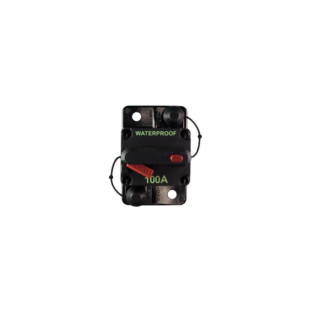 100 Amp Type III Manual Reset Circuit Breakers