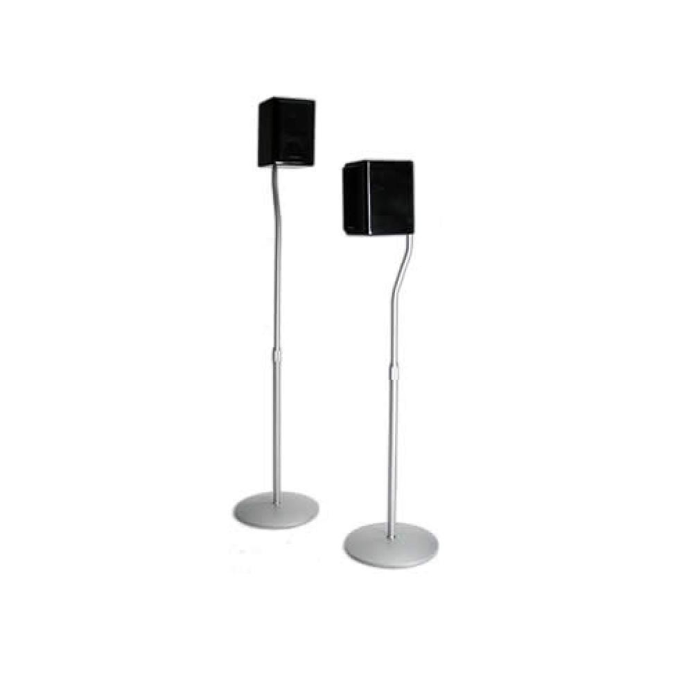 support haut parleur argent plr40s lectronique kge lectronique. Black Bedroom Furniture Sets. Home Design Ideas