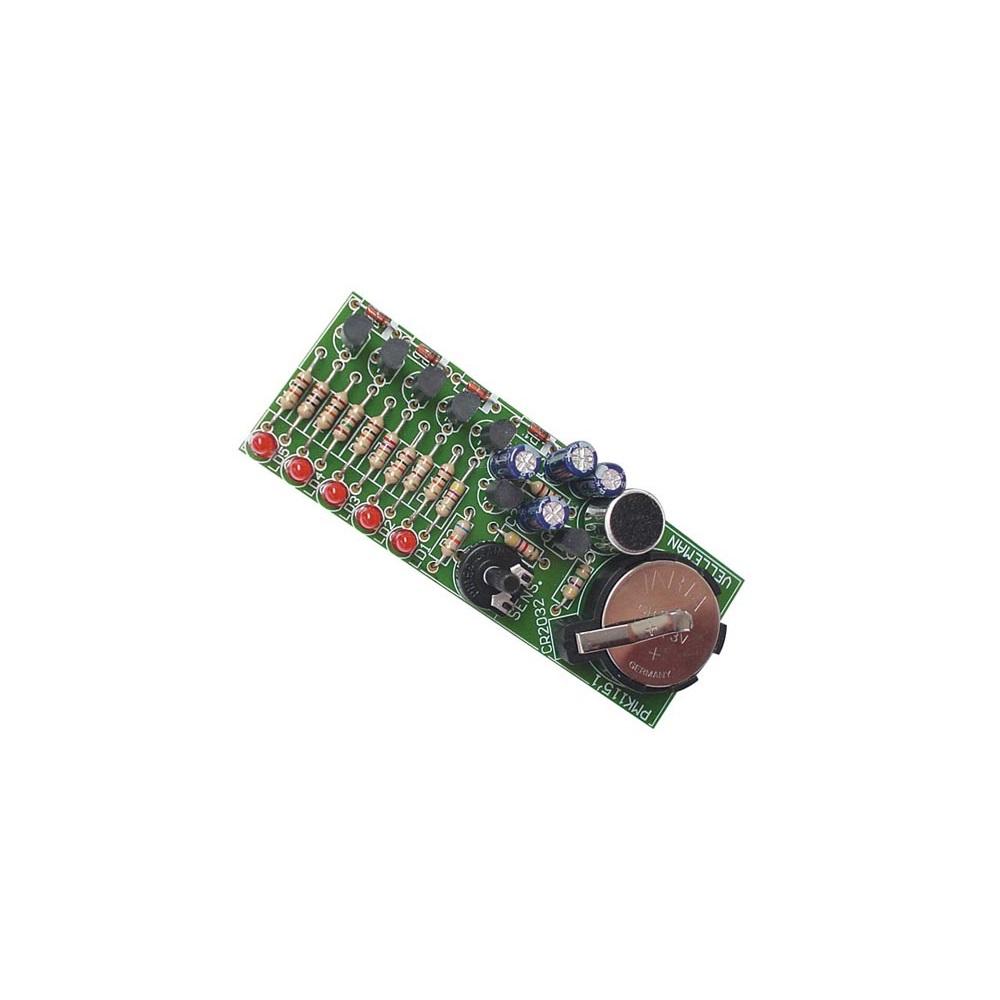 Pocket Vu Meter Electronics Kge Lectronique 1