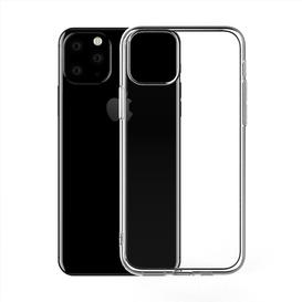 Etui Gel Skin Transparent pour iPhone 11 Pro Max