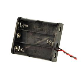 Battery Holder 3 x AA Type Wire 15cm