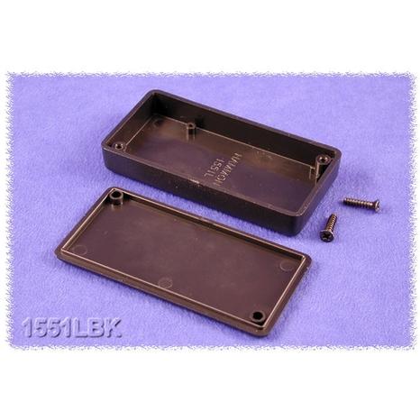 1551lbk bo tier miniature en plastique noir lectronique kge lectronique. Black Bedroom Furniture Sets. Home Design Ideas