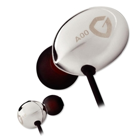 RedGiant A00 Malleus In-Ear Headphones - Silver