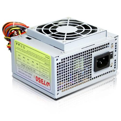 350 Watt Micro-ATX 20/24-pin with SATA Power Supply