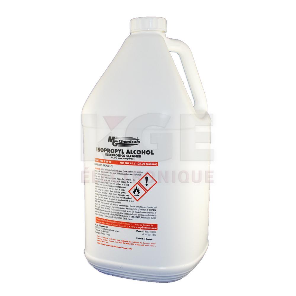 824-4L Isopropyl Alcohol