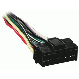 7859_liste~v~wire harness for 4 pioneer 2000 series speakers metra pr2000 0001 installation plugs car audio mobile kge électronique