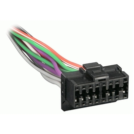 7860_liste~v~16 pin wire harness for pioneer metra pr2x8 0001 installation plugs car audio mobile kge électronique