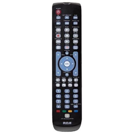 T l commande universelle pour 6 appareils rca maison - Programmer telecommande universelle ...