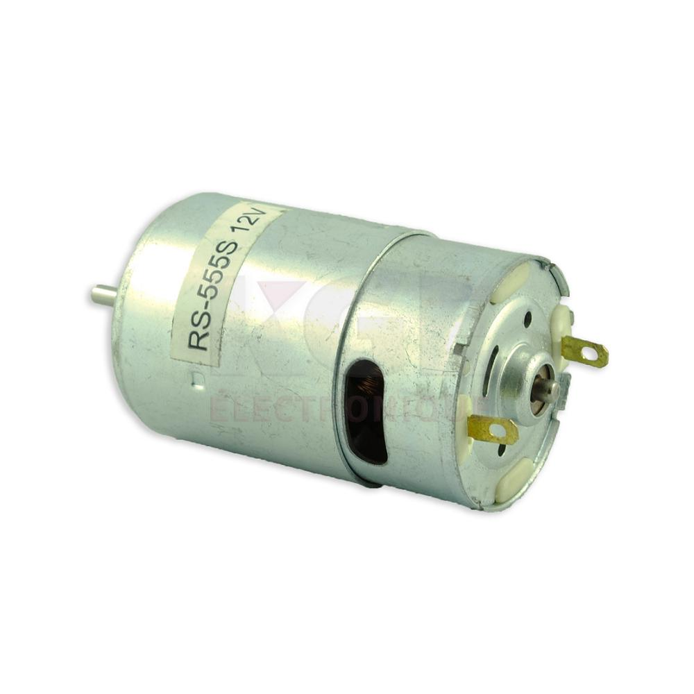 3000 RPM 12VDC Motor