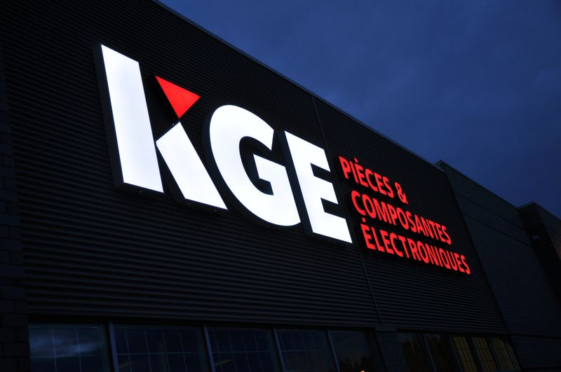KGE Électronique, from then to now...